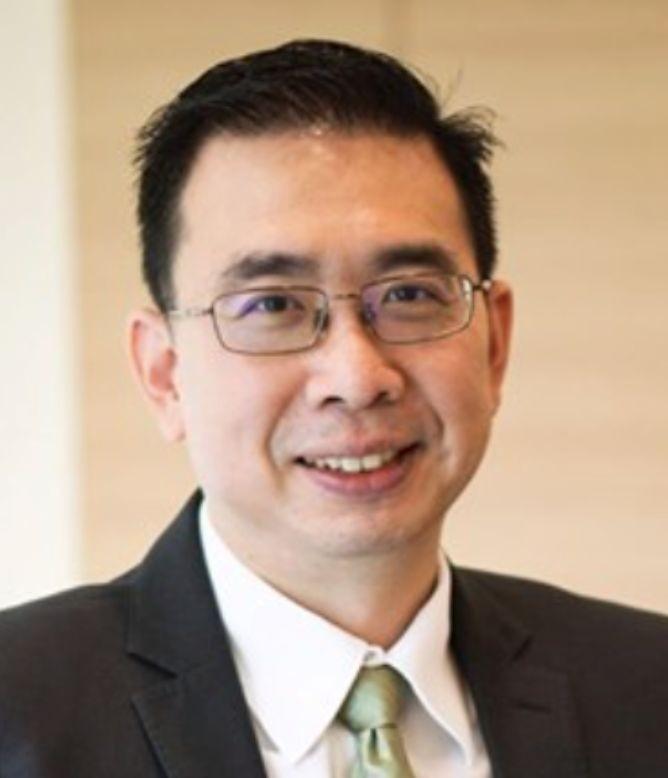 Dr Benjamin Cheah Tien Eang